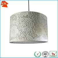 charming lady girl elegant high end pure white nature flowers lighting shade