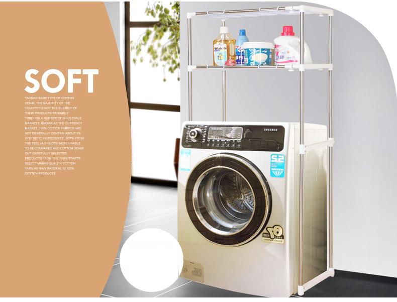 heavy duty accueil assemblables et pliable en m tal tag re de rangement pour machine laver. Black Bedroom Furniture Sets. Home Design Ideas