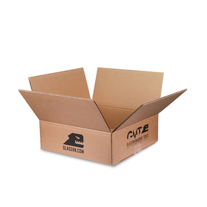 Wholesale Custom logo printed empty 5-ply carton box