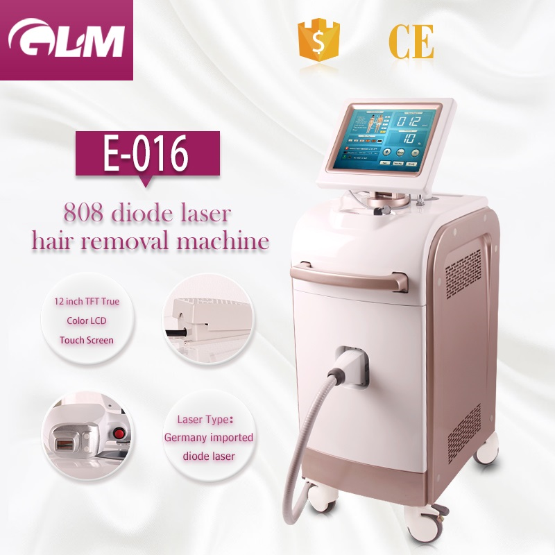 600W power Diode Laser Hair Removal Machine 808NM Fast Permanent Hair Loss Beauty Machine