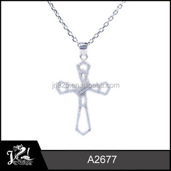 925 sterling silver cross pendantlarge cross pendants costume 925 sterling silver cross pendantlarge cross pendants costume jewelry aloadofball Image collections