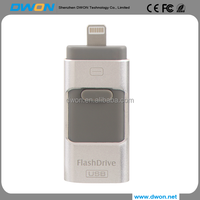 Alibaba wholesale OTG HD u disk USB flash drive,iFlash drive u disk for iPhone PC 8G/16G/32G64G