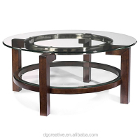 Oslo Round Cocktail Table, End Table and coffee table