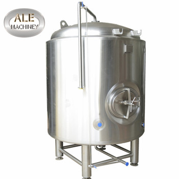 1000 Liter Beer Plant Brewery Equipment Brewing Fermentation Tank For Sale