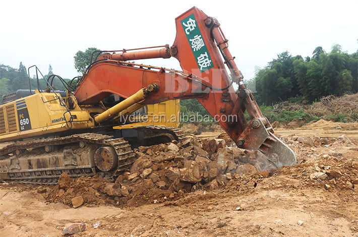 Good quality hydraulic excavator ripper equipment excavator gripper and excavator ripper for sale