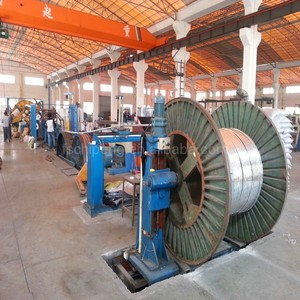 litz wire cable coiling machine