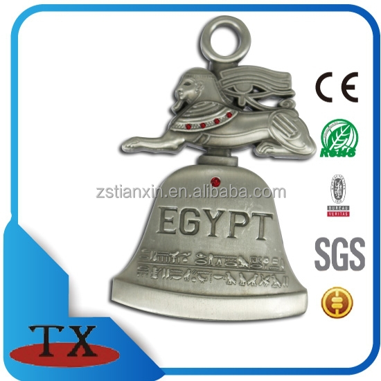 3d ancient Egypt Sphinx tourist souvenir fridge magnet from China