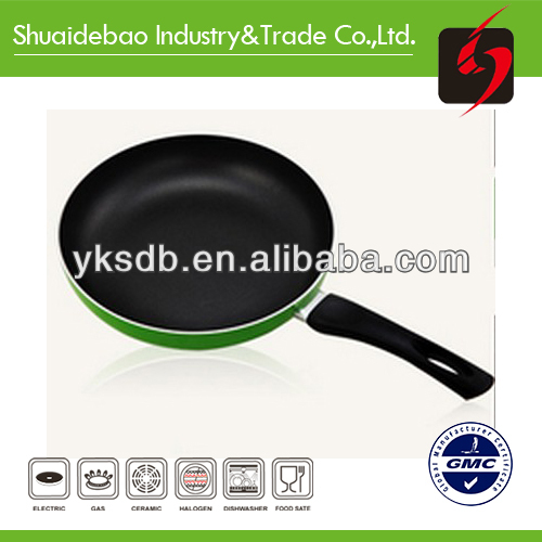Aluminum Colorful are non stick pans bad for your health