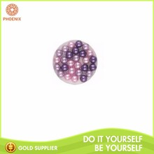Accessory Supplier Glass Bead 4mm