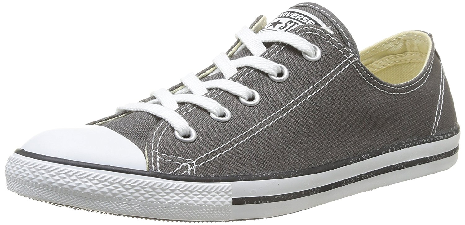 bf60409b48de Get Quotations · Converse Dainty Canvas Low Top Sneaker