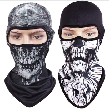 Fast dry breathable skull cap cs mask men s and women s outdoor sun  protection mask terror mask 4cb18e898e7