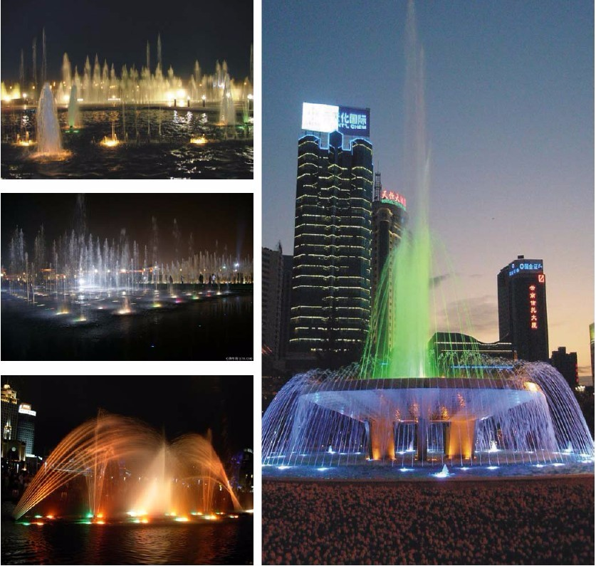 New Arrival Energy Saving Garden Fountains Water Features With Led ...