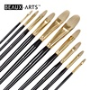 /product-detail/filbert-synthetic-nylon-hog-bristle-hair-artist-brush-set-with-wooden-handle-and-gold-brass-ferrule-hard-nylon-brush-60825432092.html