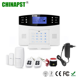 2018 Personal Usage Newest Wireless GSM Home Security Alarm System with APP Software PST-GA997CQN
