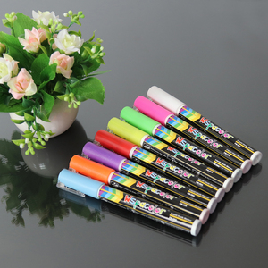 Free Sample High Quality Private Logo High Quality Fabric Color Paint Marker Pen