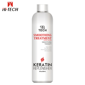 OEM / ODM Pure Brazilian Keratin Treatment Natural Hair Conditioner hair straightening cream For Curly