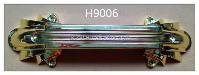 Coffin handles Model H9006 with plastic material for coffin