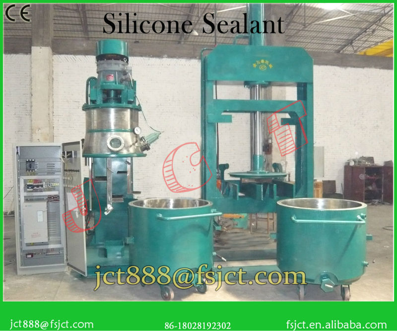 structural silicon rubber machine