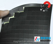 factory directly wholesale Flexible rubber 3M adhesive magnet ,magnet sheet precut