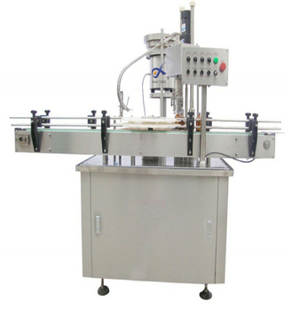 automatic small bottle capping machine with CE