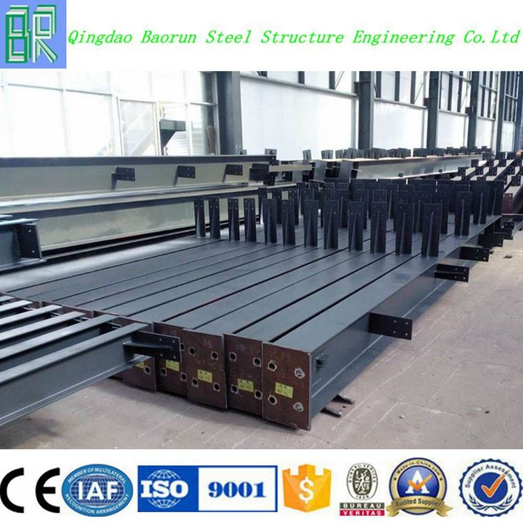 prefabricated warehouse metal building materials
