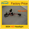 9004 high power 35w HID headlight for car 6000lm