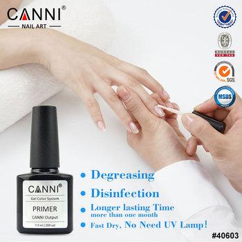 40603j Canni Nail Art Professional Use Desiccant Acrylic Primer
