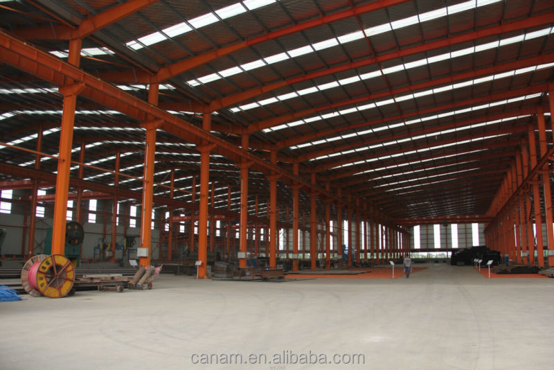 Prefabricated steel structure building,steel structure warehouse