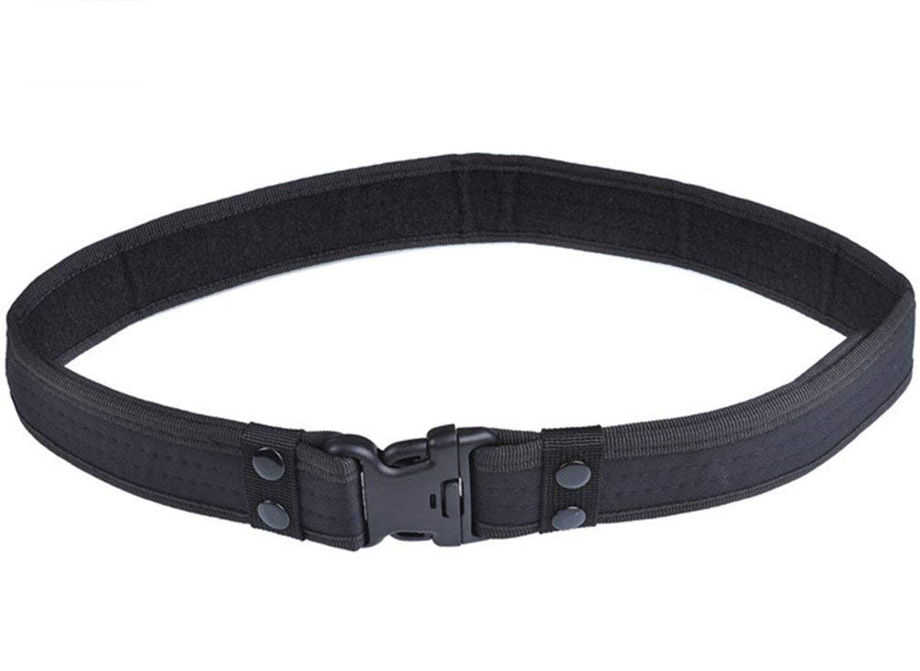 FCNHXJ Camouflage Mens Army Military Tactical Belt Adjustable Outdoor Heavy Duty Combat Belts