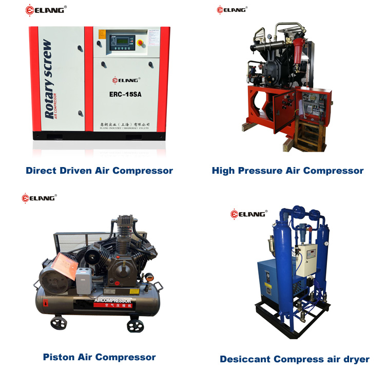 High Quality 30HP 22KW Silent Servo PM Air Compressor Machine