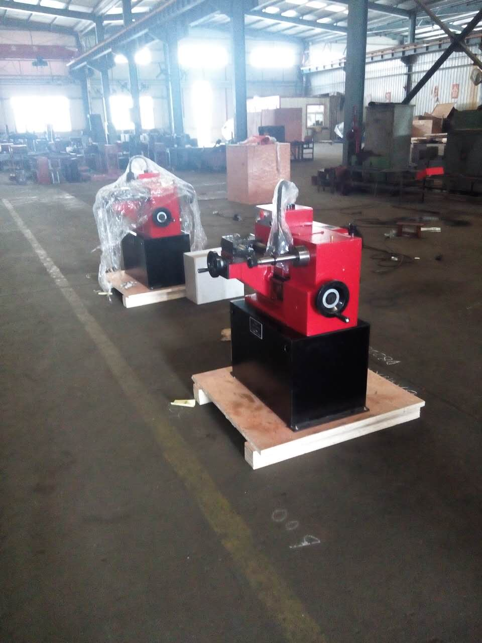 Brake Lathe Machine use car repair workshop