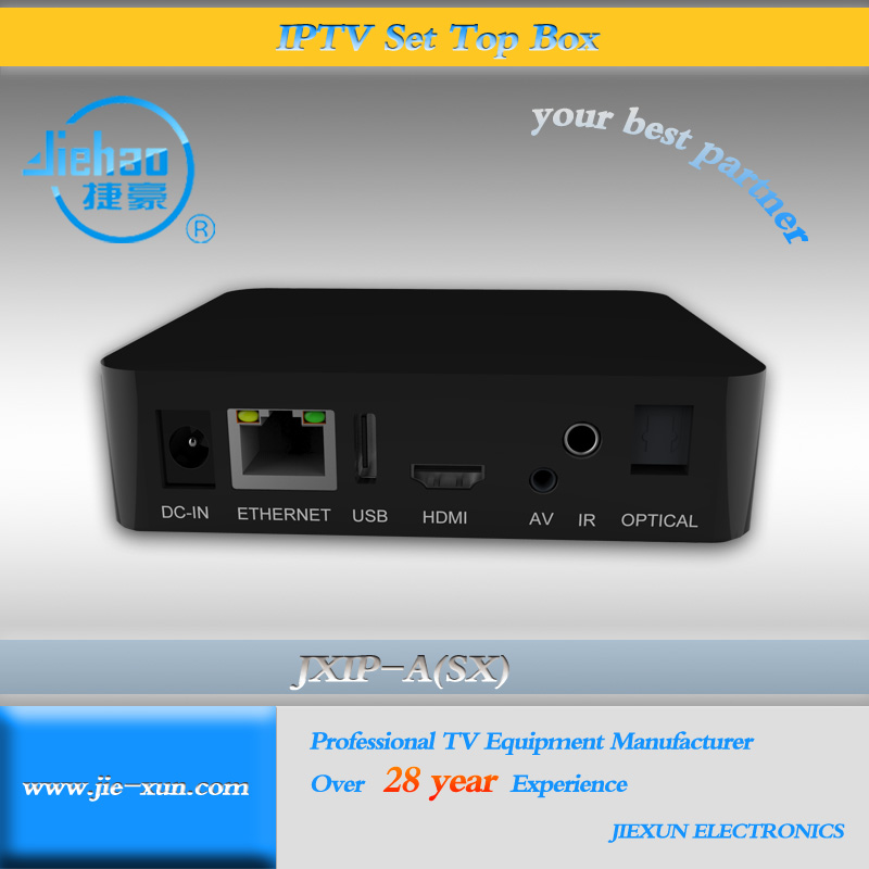 Hotel IPTV solution with Billing VOD channels encoder and end user part IPTV SET TOP BOX