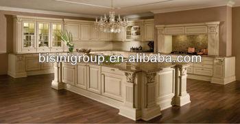 Clásico Europeo De La Cocina Moldeado Cabinetd Diseño,Alta Calidad ...