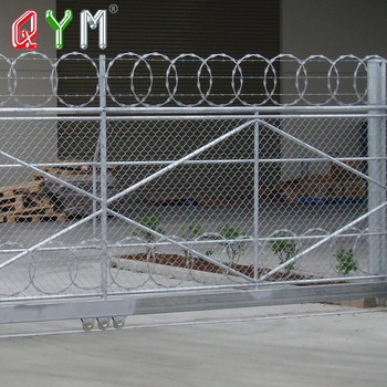 Concertina Razor Wire Military Barrier Sand Wall Hesco Barrier - Buy ...