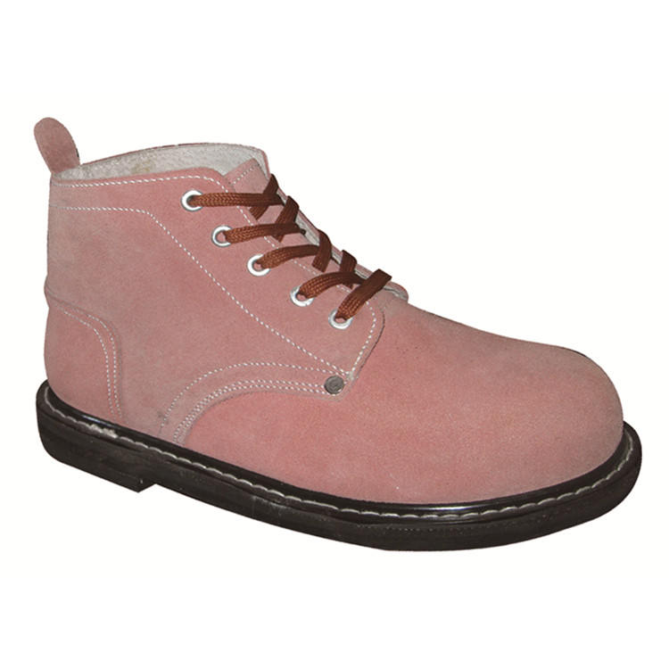Iron Steel Pink Cheap Lightweight Safety Boots For Women Lady - Buy ... 16a5c6bfd5