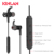 Wireless 4.2 Headset Noise Cancelling Magnetic Earbuds Stereo Earphones with Mic
