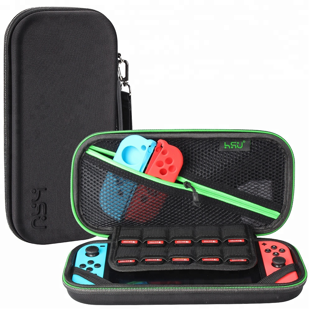 Nintendos Switch Case EVA Protective Hard Shell Carrying Case for Nintendo Switch