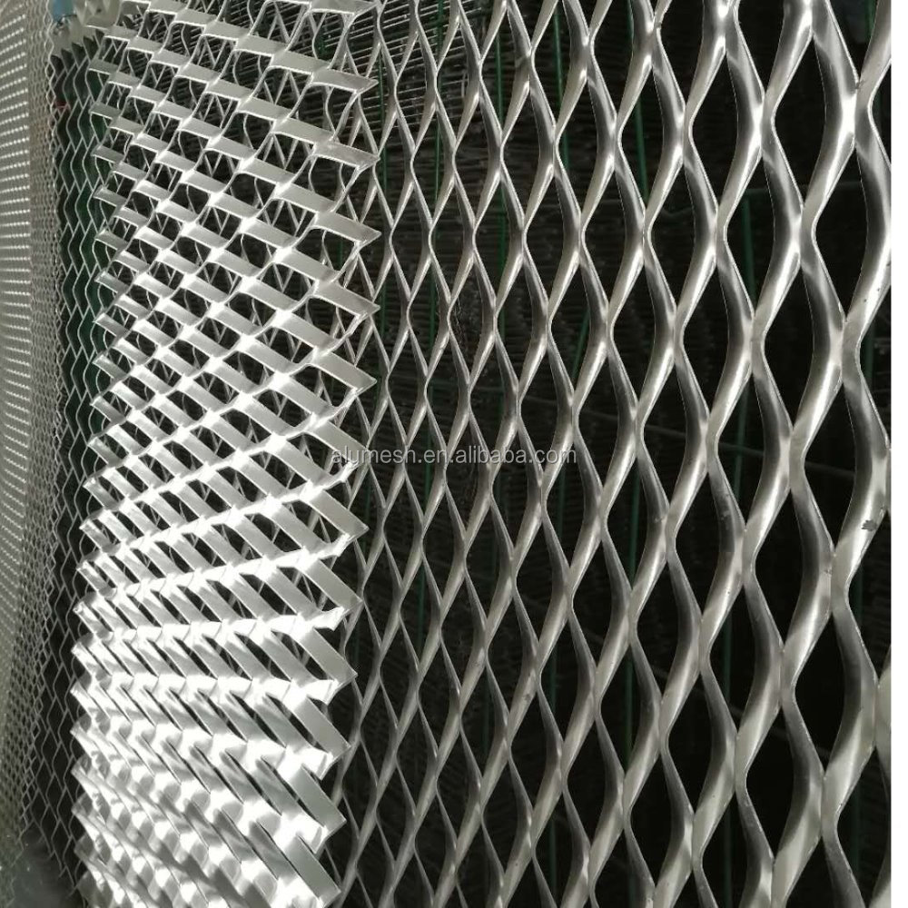 Diamond Pattern Metal Mesh, Diamond Pattern Metal Mesh Suppliers and ...