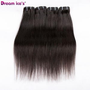 Dream Ice's Hot raw Unprocessed Virgin 100% Natural Indian Human Hair Price List