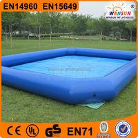 EN15649 kids and adults outdoor indoor swimming pool supplies