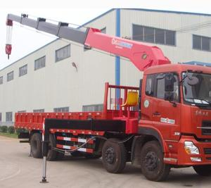 10 Tons Truck Mounted Crane