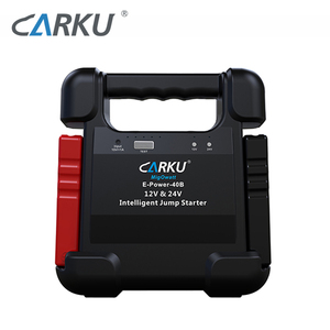 CARKU 24000mah 12V portable battery starter gasoline diesel vehicle car starter battery for 24V