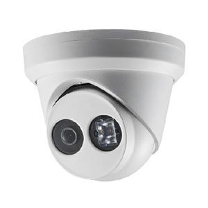 Hikvision cctv one key reset password h 265 exir dome 4mp fixed lens ipc  turret camera