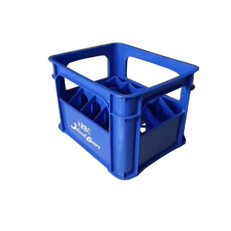 Hot Sale Good Quality China Made Plastic Beer Bottle Crate/Wine bottle crates