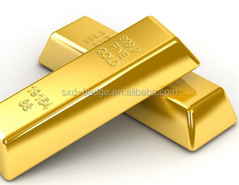 1oz Tungsten Filled Gold Bars 24k Pure