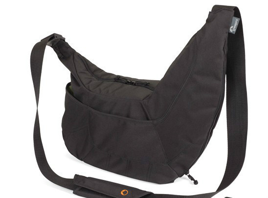 New Lowepro Passport Sling Black DSLR Digital Camera Sling Bag for Nikon Canon
