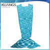 custom Crocheted Mermaid Tail Mermaid Tail Blanket