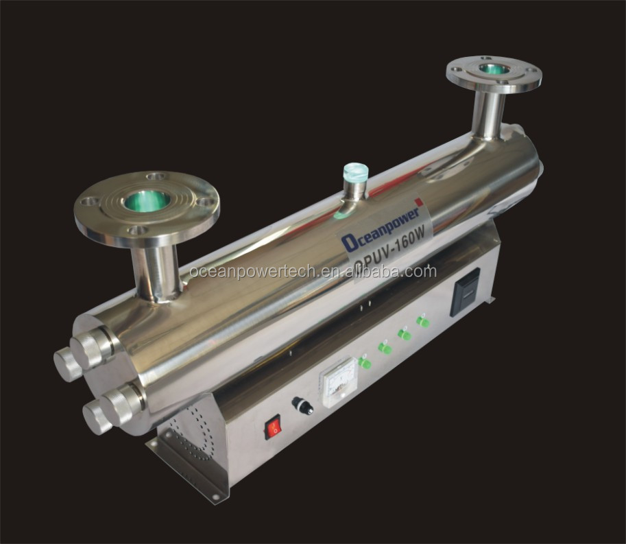 UV lamp sterilizer for drinking water / juice / milk / fish farm pond / reef tank / aquarium / swimming pool/ beverage / sewage