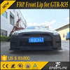 Carbon Fiber Fiberglass Car Body Kit for NISSA N GTR R35