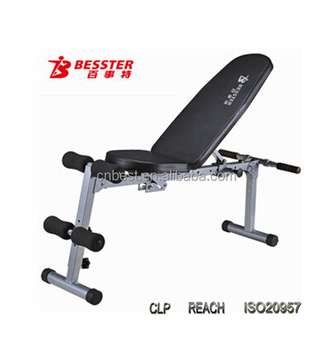 Bst Js-006da Ab Bench Used Gym Equipment Fitness Equipment Of ...